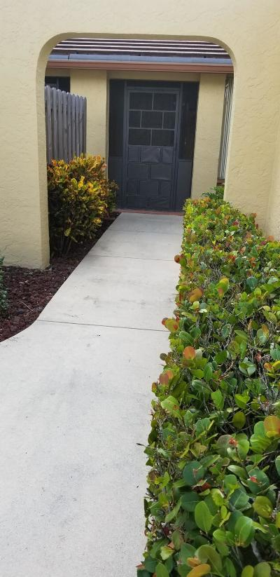 Boynton Beach Rental For Rent: 5920 SW Forest Grove Drive #3