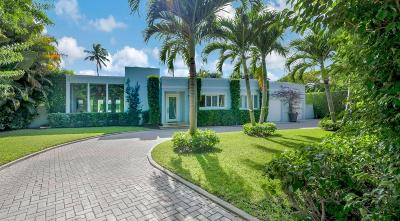 Palm Beach FL Single Family Home For Sale: $3,950,000