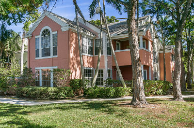 Delray Beach Condo For Sale: 1165 Crystal Way #O
