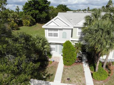 Tamarac Townhouse For Sale: 11051 Middle Golf Court