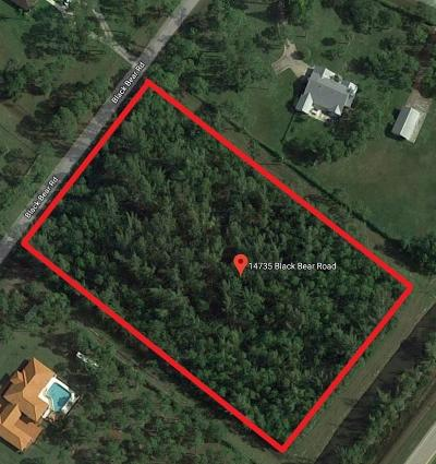 Palm Beach Gardens Residential Lots & Land For Sale: Lot 79 Black Bear Road
