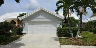 West Palm Beach Single Family Home For Sale: 2384 Saratoga Bay Drive