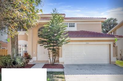 Boca Raton Rental For Rent: 10843 Buttonwood Lake Drive