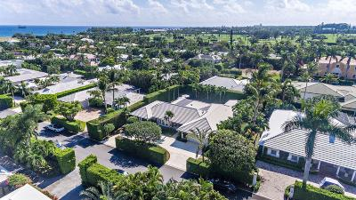 Palm Beach Single Family Home For Sale: 272 Tradewind Drive