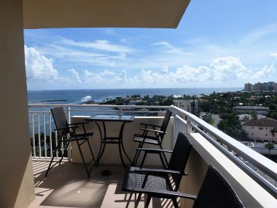 Pompano Beach Condo For Sale: 2639 Riverside Drive #1104