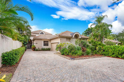 Boca Raton, Delray Beach, Boynton Beach Single Family Home For Sale: 5335 NW 23rd Way