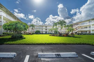 Boca Raton Condo For Sale: 264 Preston G #264