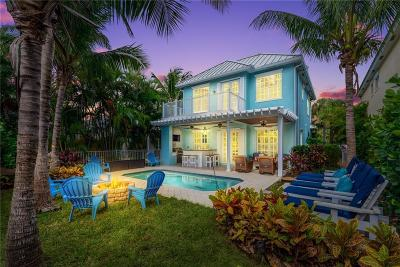 Hobe Sound Single Family Home For Sale: 8024 SE Asaro Street