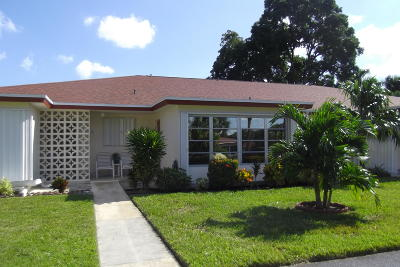 Delray Beach Rental For Rent: 4565 NW 3rd Street #B