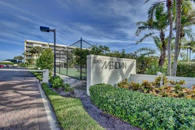 Palm Beach Condo For Sale: 3300 S Ocean Boulevard #301 S