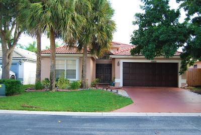 Boca Raton Single Family Home For Sale: 18034 Samba Lane