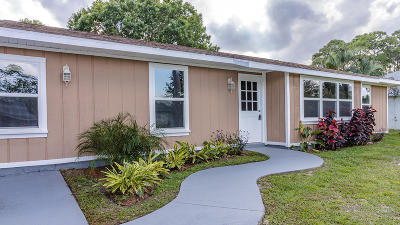 Port Saint Lucie Single Family Home For Sale: 846 SE Starflower Avenue