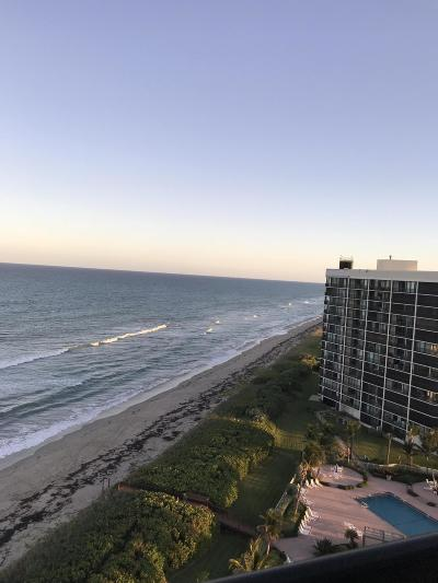 Jensen Beach Condo For Sale: 8800 S Ocean Drive #1408
