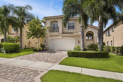 Boynton Beach Single Family Home For Sale: 11692 Rock Lake Terrace