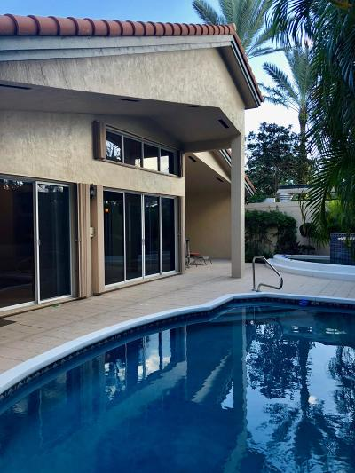 Boca Raton Rental For Rent: 20742 NW 29th Avenue