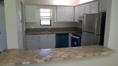 Boca Raton Rental For Rent: 9273 SW 8 Street #106