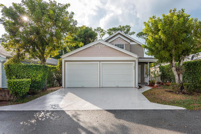 West Palm Beach Single Family Home For Sale: 1405 Blue Clover Lane
