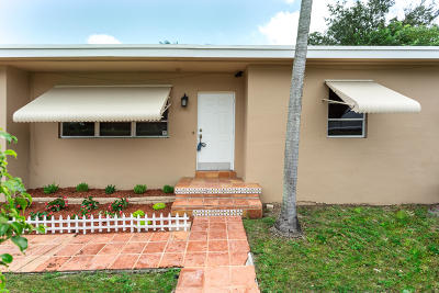 West Palm Beach Single Family Home For Sale: 2000 Parker Avenue