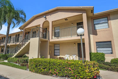 Boca Raton Condo For Sale: 9480 Boca Cove Circle #411