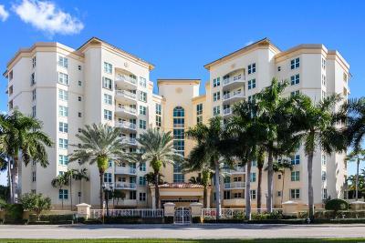 Boca Raton Condo For Sale: 500 SE Mizner Boulevard #A508