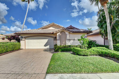 Delray Beach Single Family Home For Sale: 15404 Strathearn Drive
