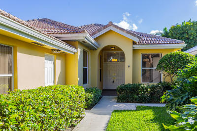 Jupiter FL Single Family Home For Sale: $490,000