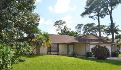 Port Saint Lucie Single Family Home For Sale: 1080 SE Lansdowne Avenue