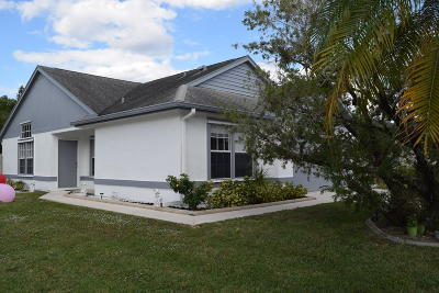 Jupiter Single Family Home For Sale: 1231 Chippewa Street