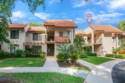 Boynton Beach Condo For Sale: 5715 Fairway Park Drive #203