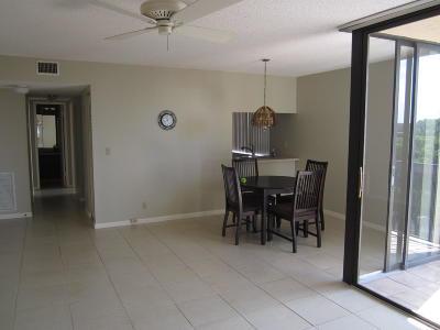 Delray Beach Rental For Rent: 825 Egret Circle #501