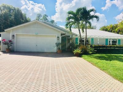 Stuart Single Family Home For Sale: 7980 SE River Lane