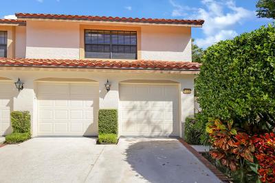 Boca Raton Condo For Sale: 7978 La Mirada Drive