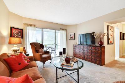 Lake Worth Condo For Sale: 3524 Via Poinciana #502