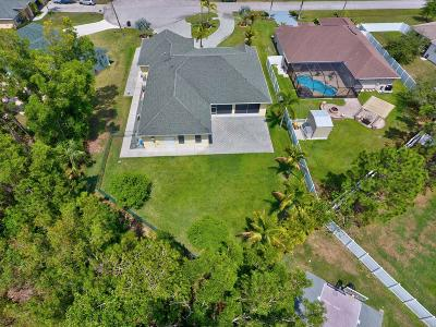 Port Saint Lucie Single Family Home For Sale: 6620 NW Rodin Court