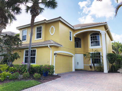 Delray Beach Single Family Home For Sale: 16938 Knightsbridge Lane