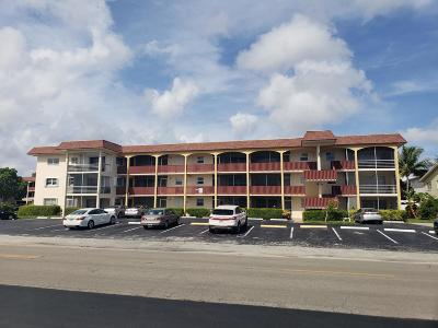 Pompano Beach Condo For Sale: 651 Pine Drive #306