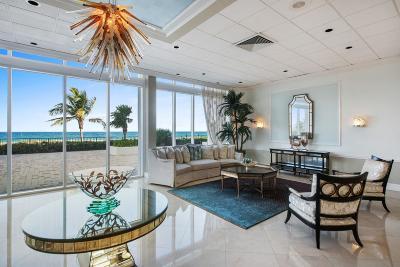 Boca Raton Condo For Sale: 2800 S Ocean Boulevard #1-H