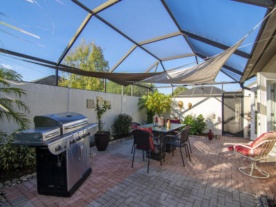 Vero Beach Single Family Home For Sale: 7943 Brighton Manor