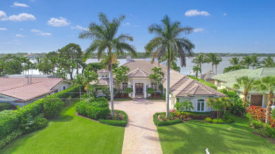 Tequesta Single Family Home For Sale: 191 River Drive