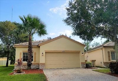 Lake Worth Single Family Home For Sale: 10338 Olde Clydesdale Circle