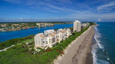 Jupiter Condo For Sale: 19670 S Beach Road #A621