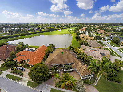Boca Raton Single Family Home For Sale: 17893 Hampshire Lane