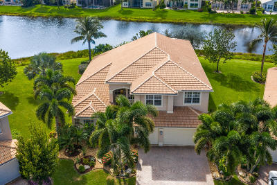 Delray Beach Single Family Home For Sale: 13290 Solana Beach Cove