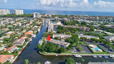 Boca Raton Condo For Sale: 775 Jeffery Street #5-306