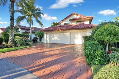Boca Raton Single Family Home For Sale: 21651 Town Place Drive
