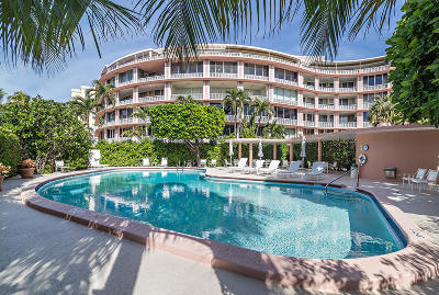 Palm Beach Condo For Sale: 315 S Lake Drive #1c