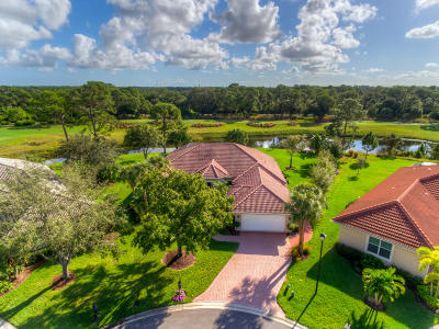 Port Saint Lucie Single Family Home For Sale: 8008 Links Way