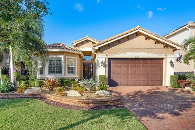Boynton Beach Single Family Home For Sale: 8343 Serena Creek Avenue