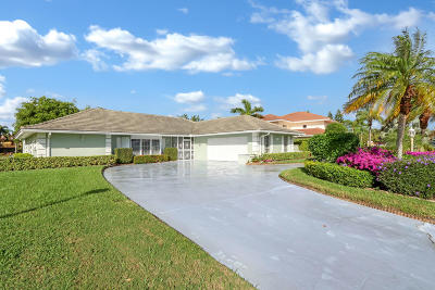 Stuart Single Family Home For Sale: 3254 SE Fairway E