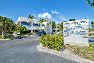 Delray Beach Commercial For Sale: 900 NW 17th Avenue #101